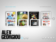 Alex Georgiou portfolio
