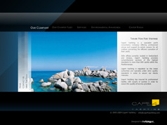 Cape 4 Yachting Website